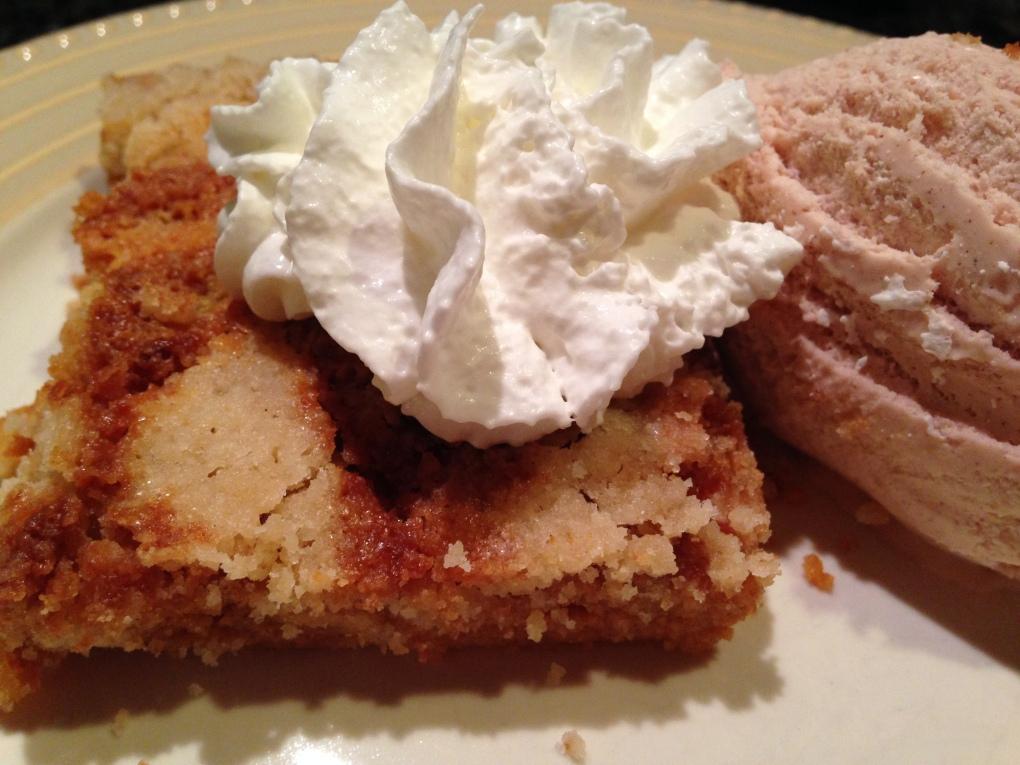 Gluten Free Pumpkin 'Dump' Cake